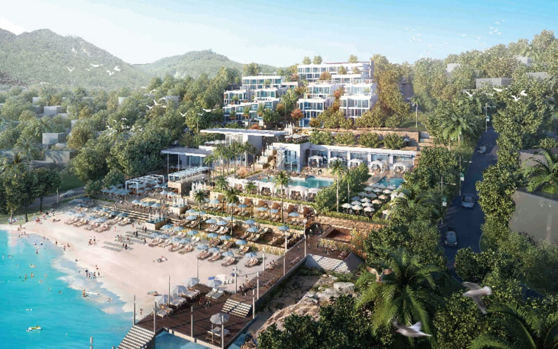 Rönesans Marriott Edition Hotel Bodrum