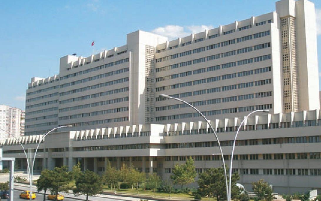 Sayıştay Merkez Binası
