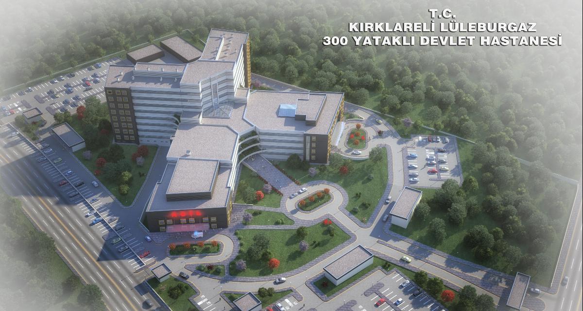 Sağlık Bakanlığı Lüleburgaz Devlet Hastanesi
