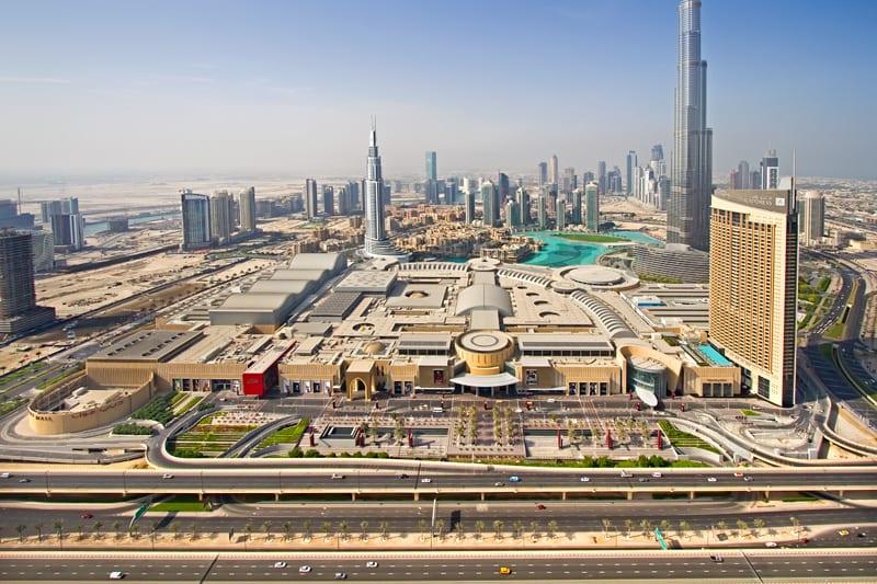 Dubai Mall – B.A.E.